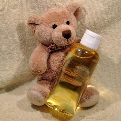 Детское массажное масло