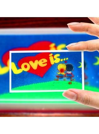 "Мыло ""Love is..."""