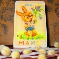 Мыло-открытка маме к 8 марта