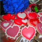 Мыло-валентинка в форме сердца