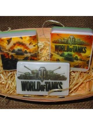 """Подарочный набор """"World of Tanks""""-2"""