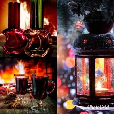 """Натуральные духи """"Рождественская ночь"""""""
